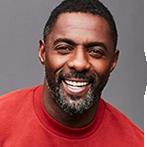 @Idris Elba